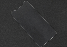 2.5D Panda Glass Screen Protector for iPhone X