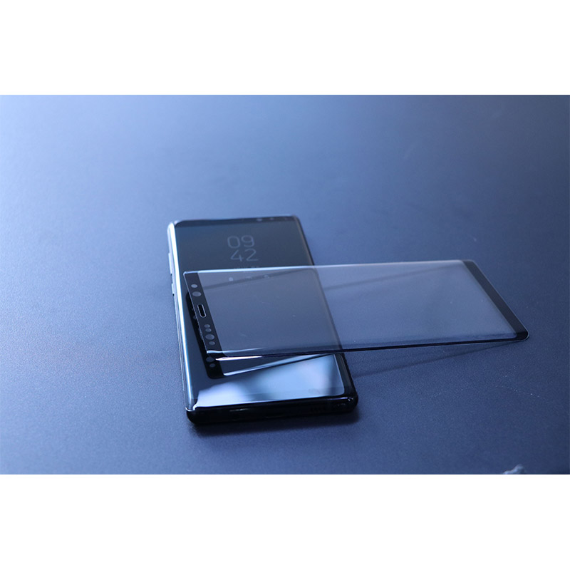 Samsung Galaxy Note8 3D curved glass screen protector